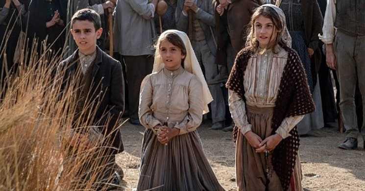 Imagem do filme Fátima