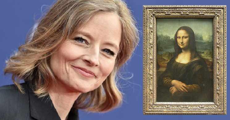 Jodie Foster vai dirigir filme sobre o roubo do quadro da Mona Lisa