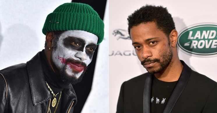 LaKeith Stanfield quer interpretar Joker num novo filme dirigido pelos irmãos Safdie