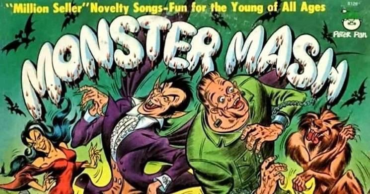 Música Monster Mash vai ser adaptada num filme