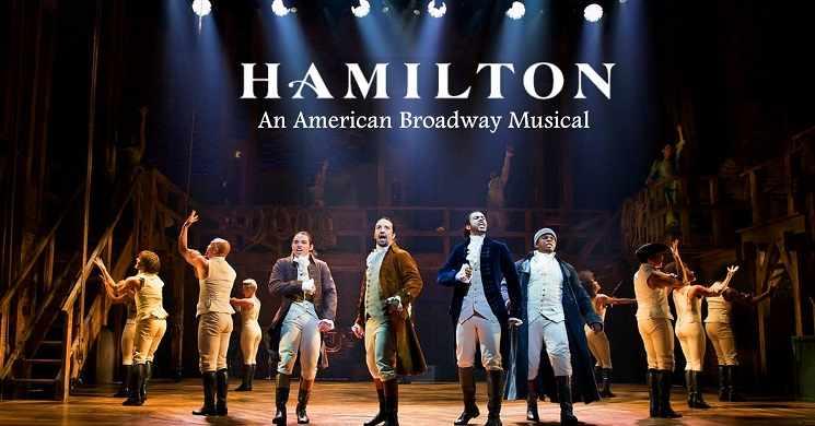 Musical Hamilton vai chegar aos cinemas