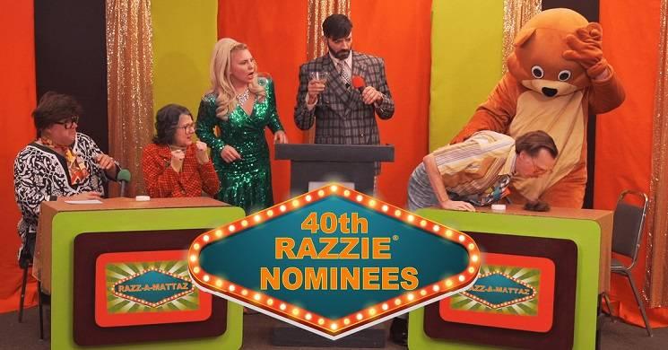 Nomeados aos Razzie Awards 2020