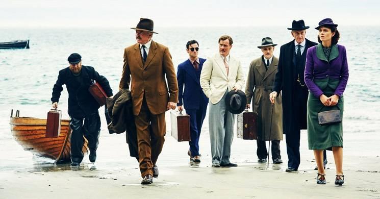 Nova adaptação de Convite Para a Morte de Agatha Christie