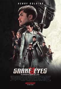 Poster do Filme Snake Eyes: A Origem dos G.I. Joe