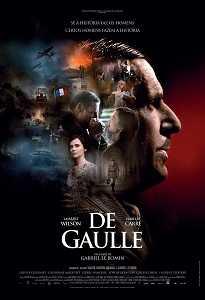 Poster do filme De Gaulle