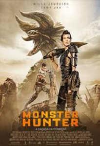 Poster do filme Monster Hunter