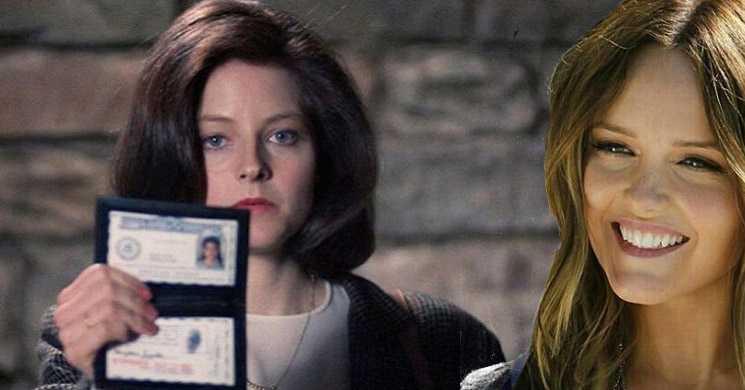 Rebecca Breeds será a nova Clarice na série sequela de