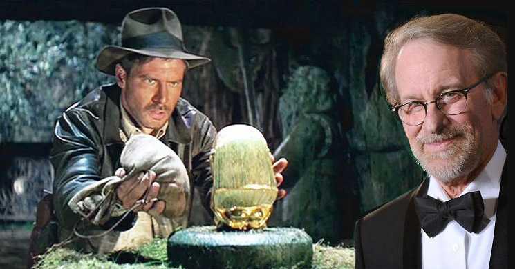 Steven Spielberg abandonou Indiana Jones 5