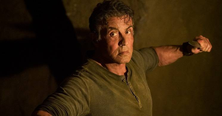 Sylvester Stallone protagonista do filme Little America