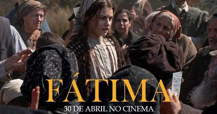 Trailer oficial do filme Fátima