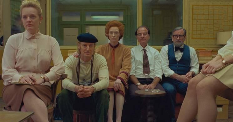 Trailer oficial do filme The French Dispatch
