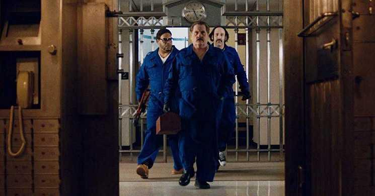 Trailer português do drama de ação criminal