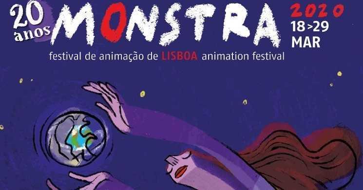 Treze animações portuguesas na competição do Monstra - Festival de Animação de Lisboa