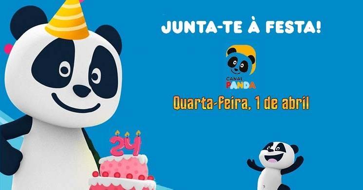 Canal Panda assinala 24º aniversário com programação especial
