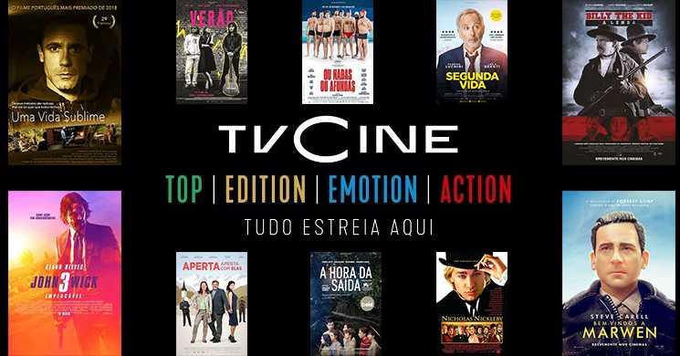 10 filmes para ver nos Canais TVCine de 9 a 15 de março