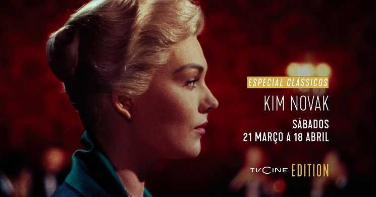 Especial Classicos KimNovak no TVCine Edition
