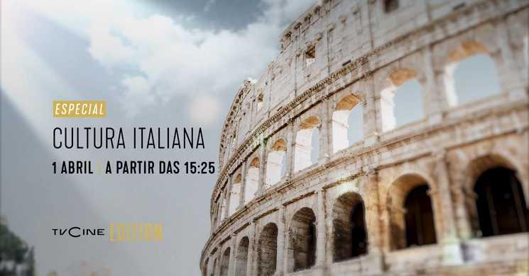 Especial Cultura Italiana: 5 filmes para ver no canal TVCine Edition