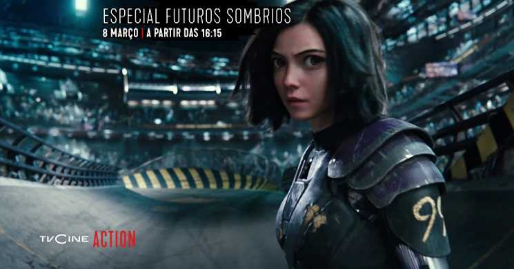 Especial Futuros Sombrios na TVCine Action