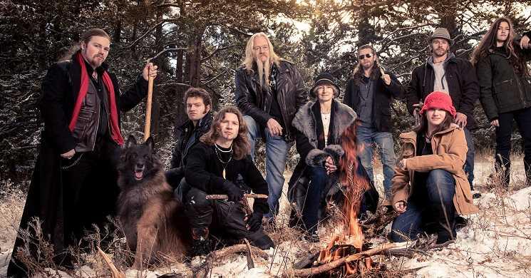 Estreia da 4ª temporada  série A Minha Família Vive no Alasca