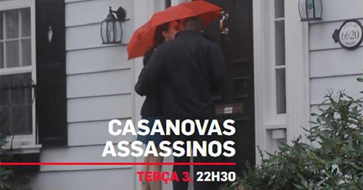 Estreia da série Casanovas Assassinos