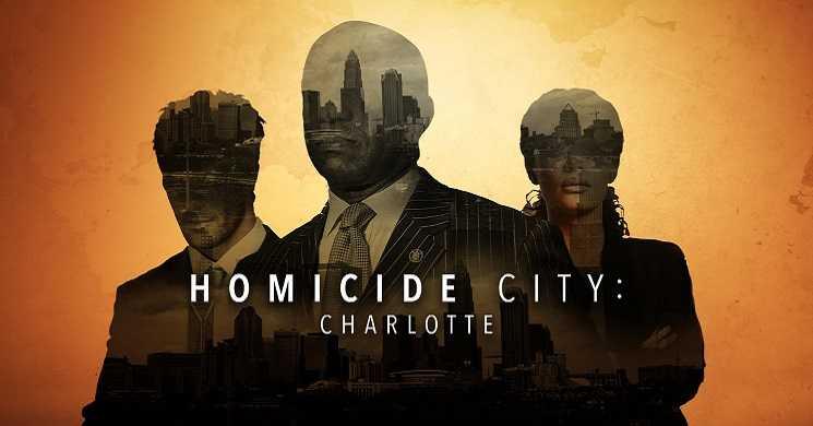 Estreia da série Homicide City: Charlotte
