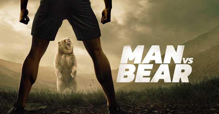 Estreia da série Man vs Bear