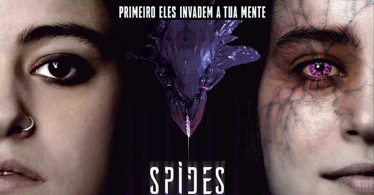 Estreia da série Spides no Syfy Portugal