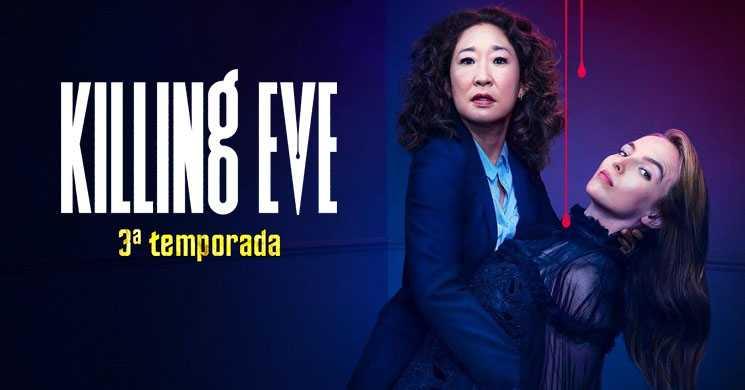 Estreia da temporada 3 da série Killing Eve
