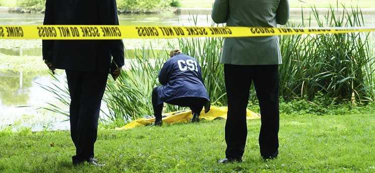 Imagem da série Homicide City