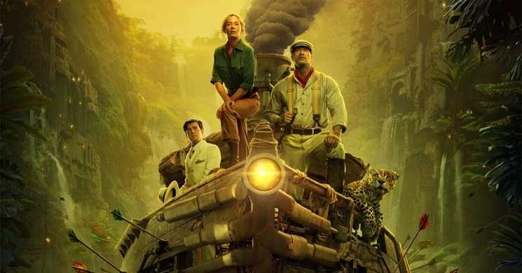 "Novo trailer português do filme ""Jungle Cruise - A Maldição nos Confins da Selva"""