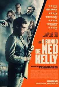 Poster do filme O Bando de Ned Kelly