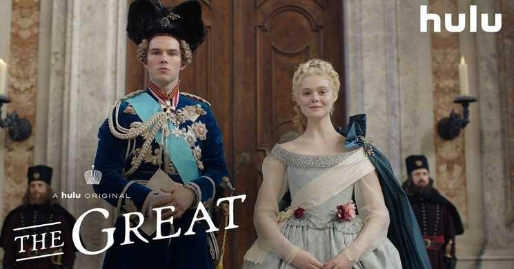 Trailer oficial da série The Great