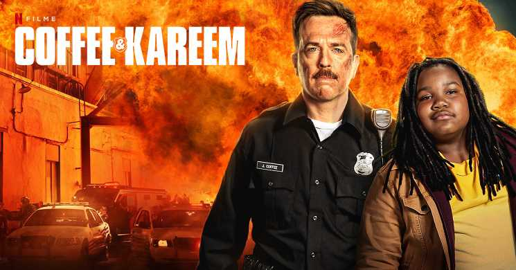 Trailer português do filme Coffee and Kareem