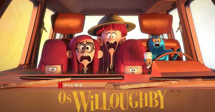 Trailer português do filme Os Willoughby