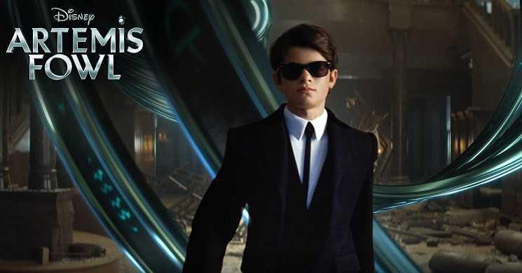 Trailers portugueses do filme Artemis Fowl