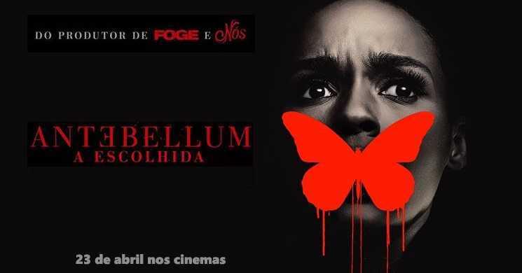 Trailer português do filme Antebellum: A Escolhida