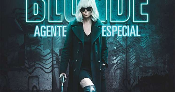 Atomic Blonde 2 em desenvolvimento na Netflix
