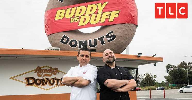 Buddy vs Duffy nova serie do TLC Portugal