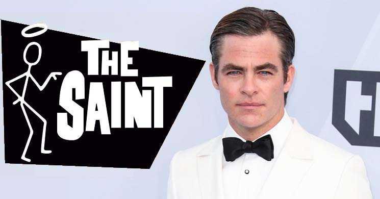 Chris Pine pode ser o protagonista de O Santo
