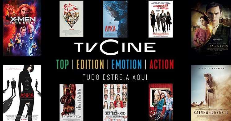 Canais TVCine: Destaques da programação de 13 a 19 de abril