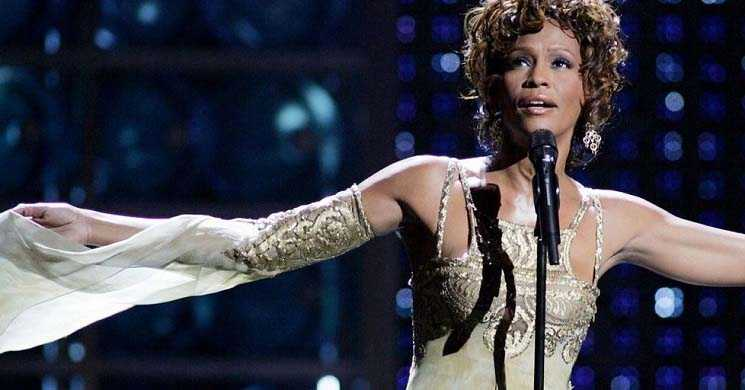 Em desenvolvimento um filme biográfico de Whitney Houston