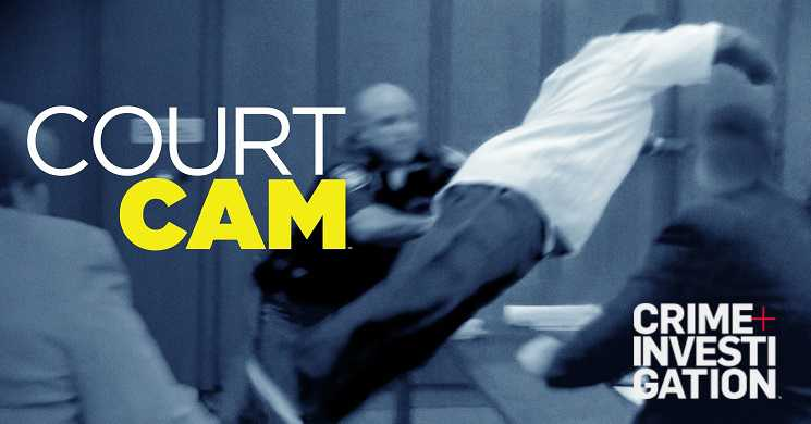 Crime+Investigation leva-o às salas dos tribunais dos EUA com a estreia de