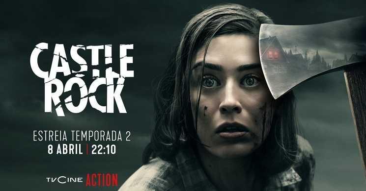 Estreia da temporada 2 de Castle Rock no TVCine Action