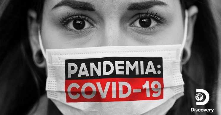"""Estreia do documentário """"Pandemia Covid 19"""""""