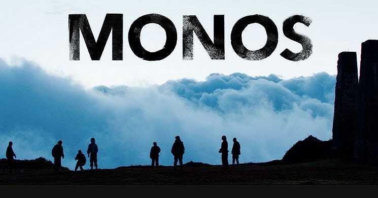 Estreia do filme Monos