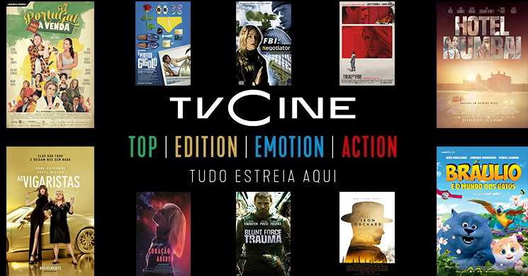 Destaques dos Canais TVCine de 20 a 26 de abril