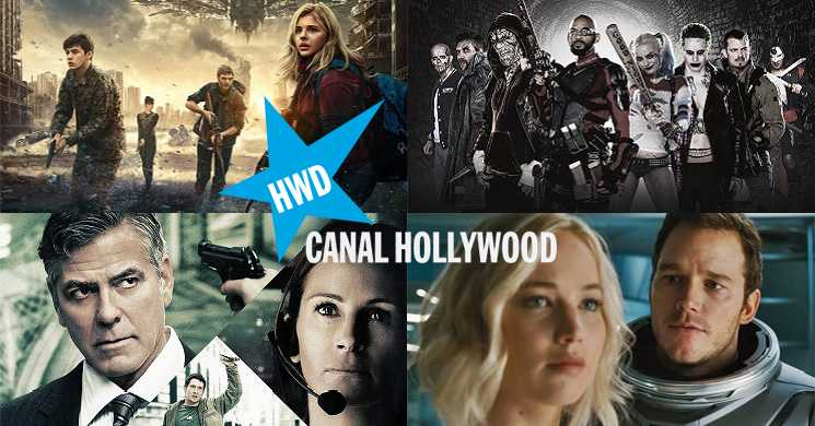Grandes estreias no Canal Hollywood