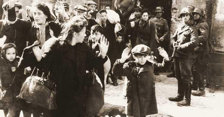 Imagem da série A II Guerra Mundial do Princípio ao Fim