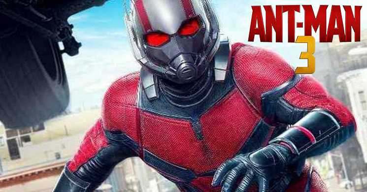 Jeff Loveness vai escrever Ant-Man 3