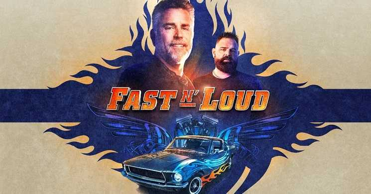 Nova temporada de Fast N Loud